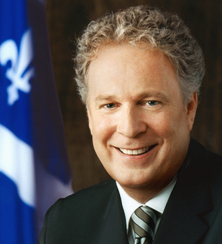 Jean Charest, former Premier of Quebec (2003-12)