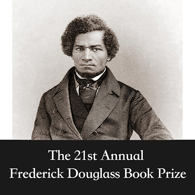 Yale announces 2019 Frederick Douglass Book Prize Finalists