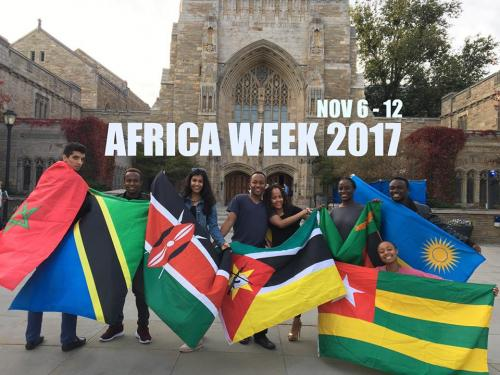 Africa Week 2017: Tomorrow in Africa | The MacMillan Center