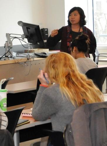 Collaborative Teaching Fellowship ~ Collaborative effort yields community college teaching
