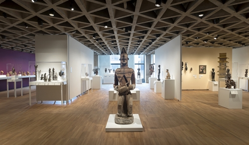 A new location and a new focus for Yale's African Art ...
