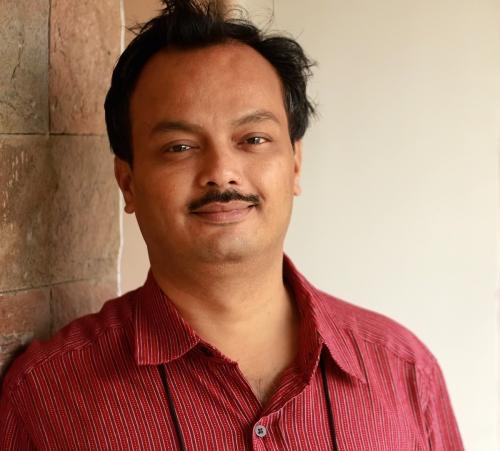 Arupjyoti Saikia, Professor of History at IIT Guwahati