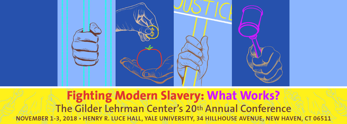 Gilder Lehrman Center Conference