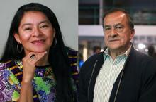 Irma Alicia Velásquez Nimatuj and Rigoberto Quemé Chay