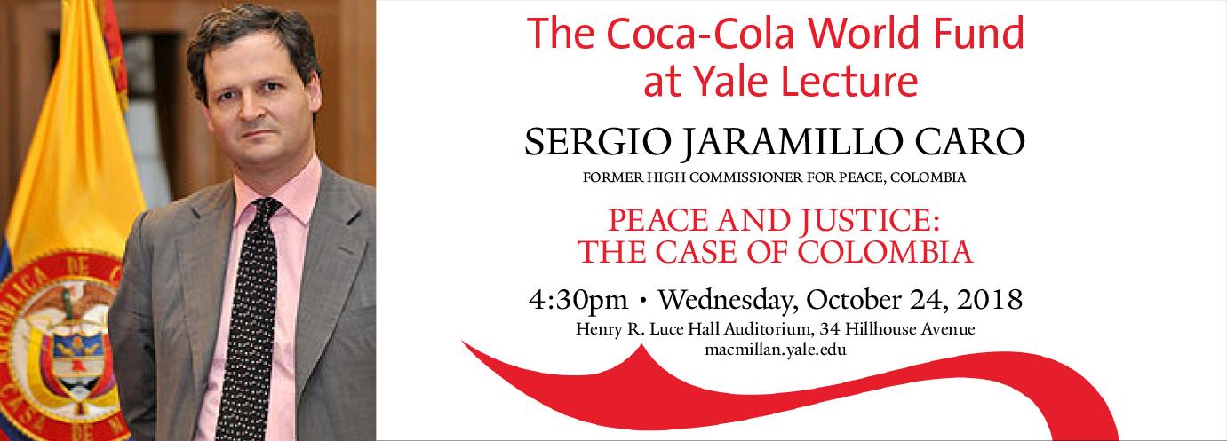 Coca Cola Lecture