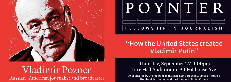 Pozner-Poynter Lecture