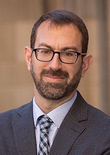 Samuel Moyn, Henry R. Luce Professor of Jurisprudence and Professor of History