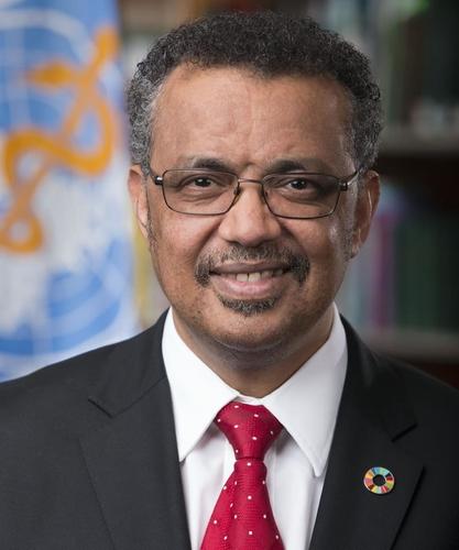 Dr. Tedros Adhanom Ghebreyesus, Director-General of the World Health Organization