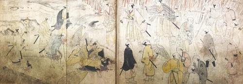 The Shūdō tsuya monogatari manuscript