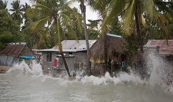 Rising waters already threaten Pacific islands