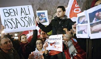 Arab Spring Success Story: Tunisians Vote