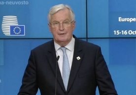 Michel Barnier, the EU's chief negotiator, speaking about the EU-UK negotiation after yesterday's European Council meeting.