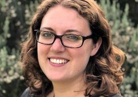 Hannah-Rose Murray, Postdoctoral fellow at the University of Nottingham