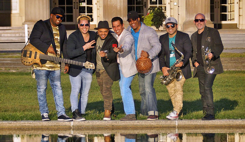 Tiempo Libre will perform with a full orchestra backing at the Festival Stage on the Green on Saturday, June 22 at 7 p.m.
