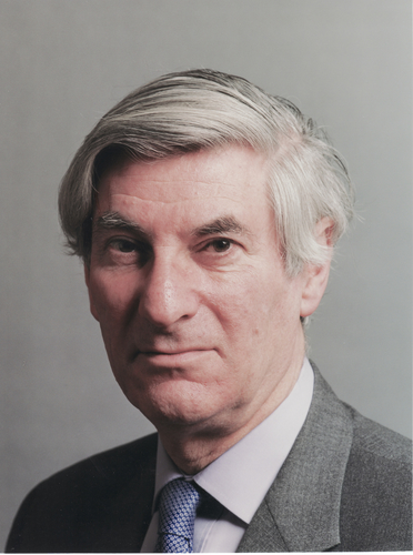Vernon Bogdanor CBE, Professor of Government at the Institute of Contemporary British History at King's College, London